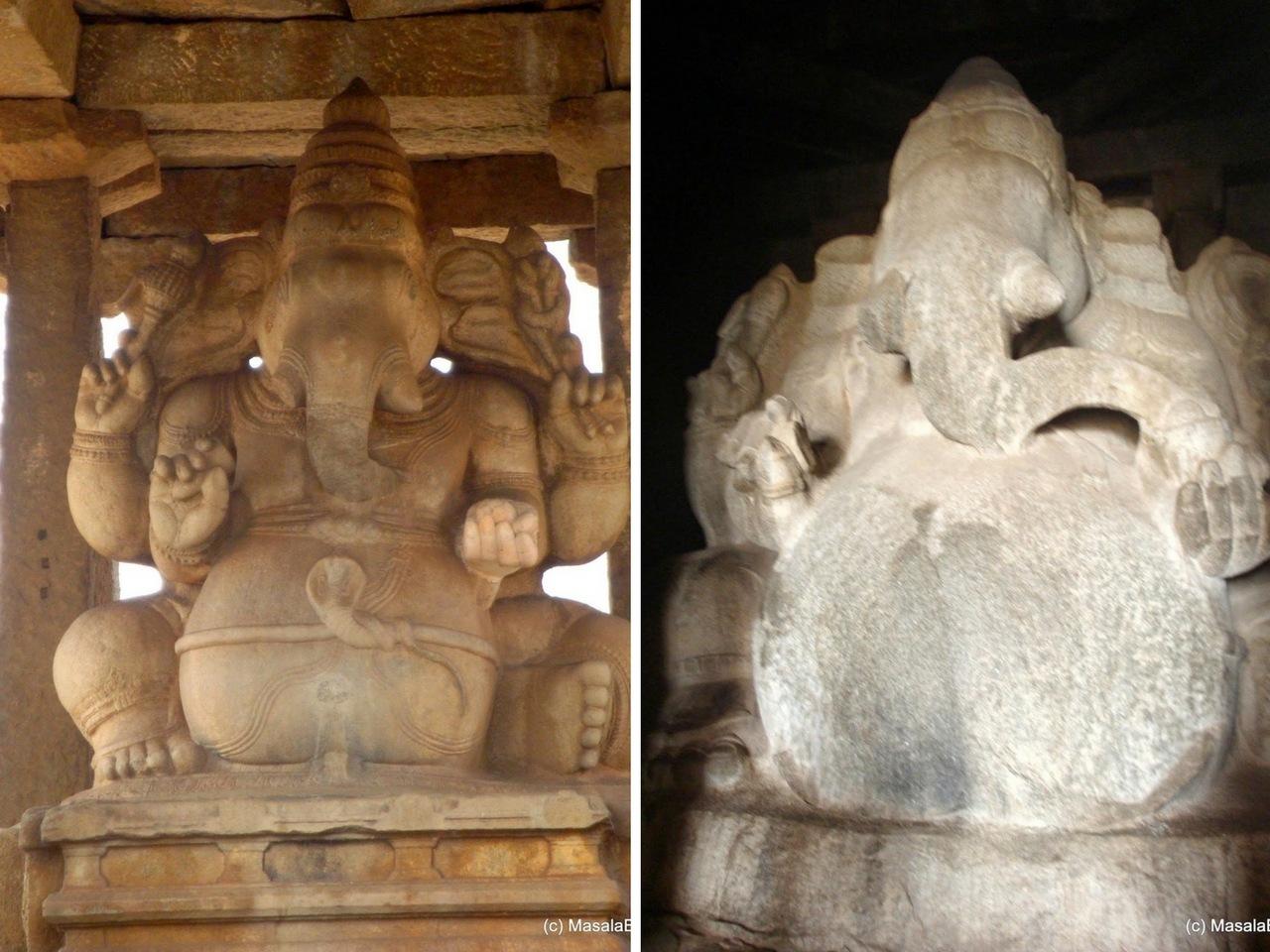 Sasvekalu & Kadlekaalu Ganesha