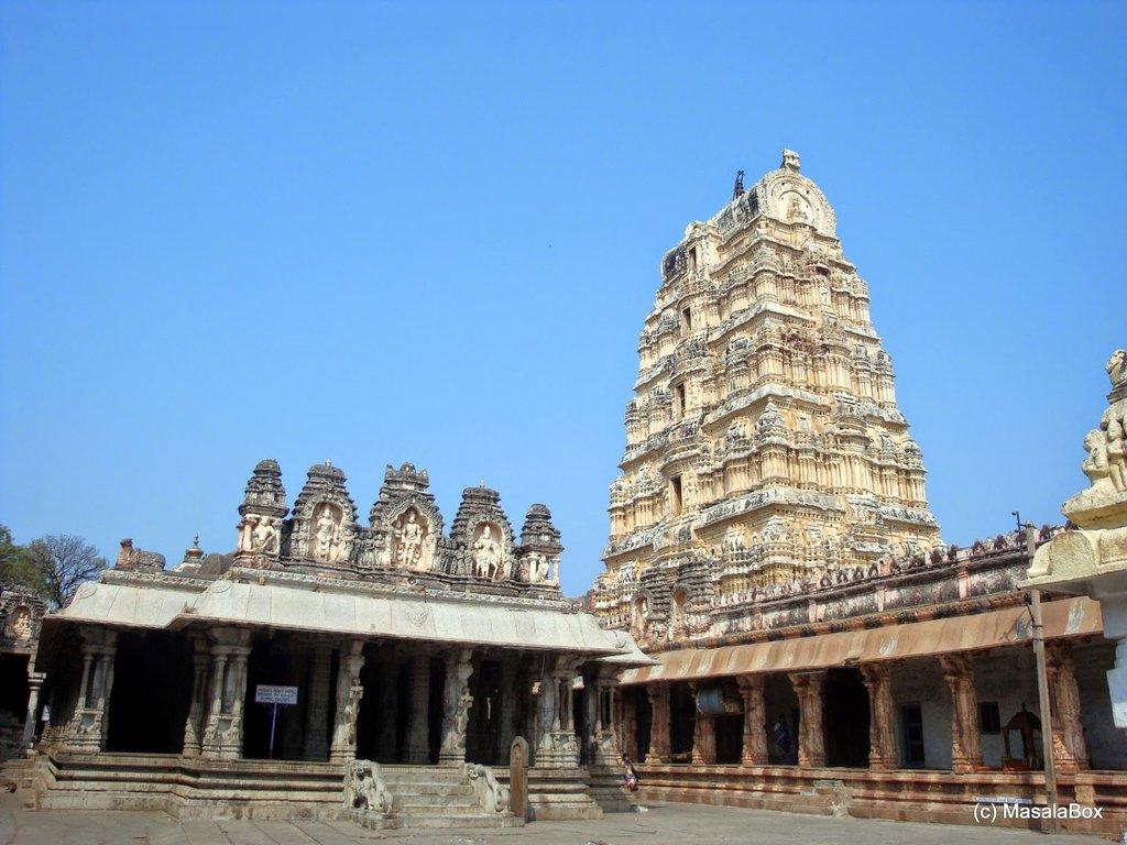 Hampi - Virupaksha Temp