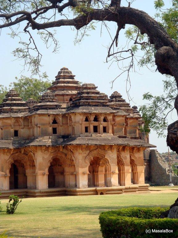 Hampi - Lotus Mahal