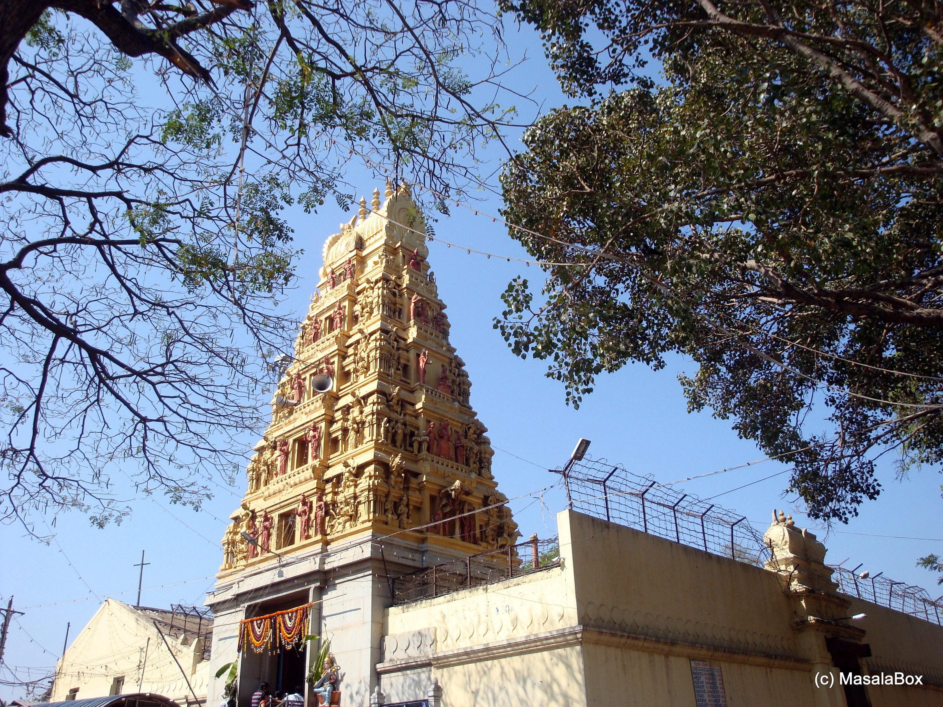Nimishamba Temple SriRangapatna