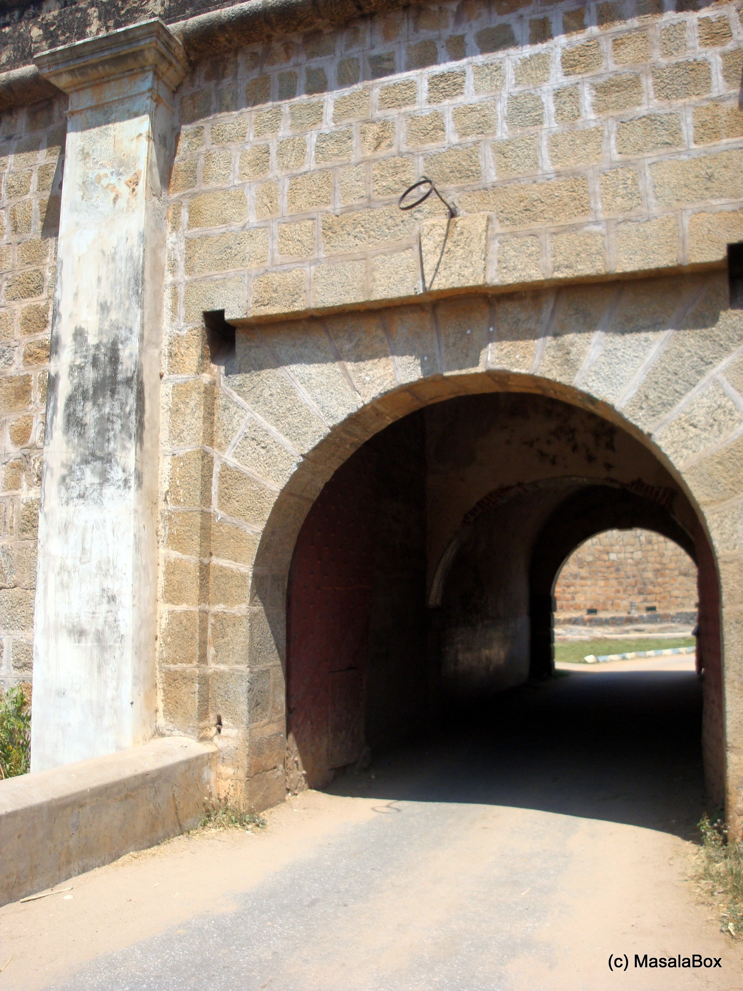 Gateway of the Fort