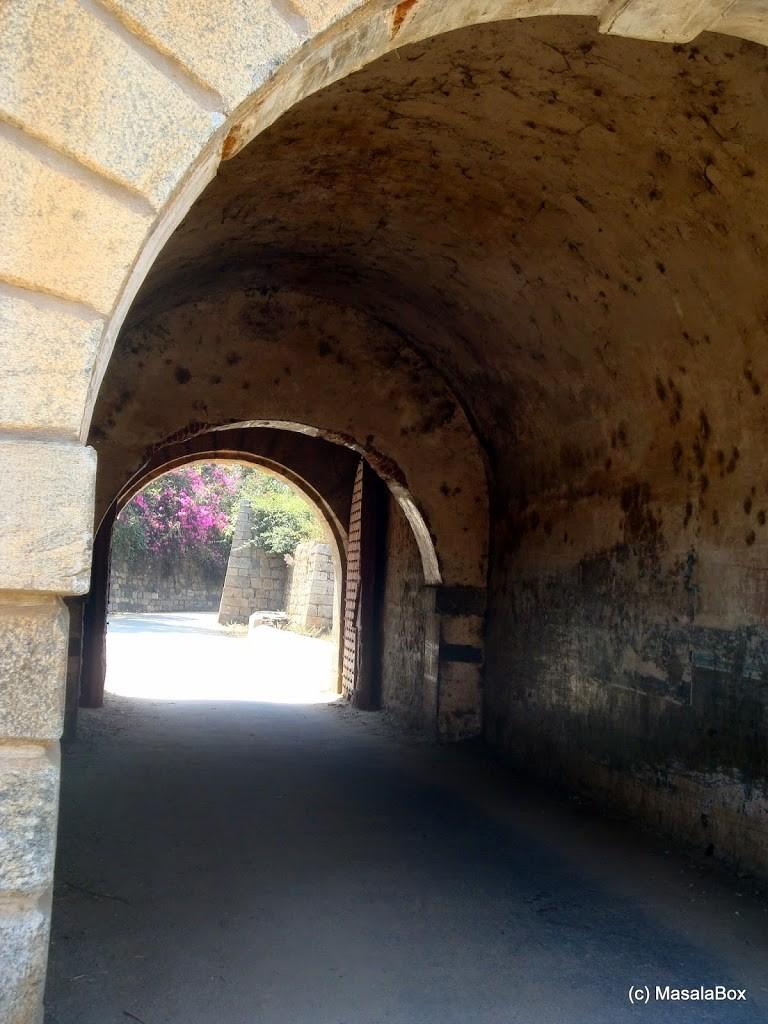 srirangapatna fort gate
