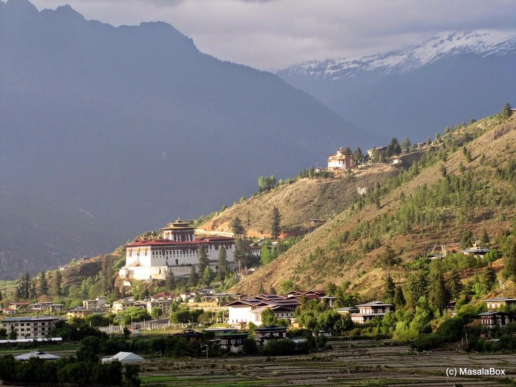 Rinpung Paro Dzong