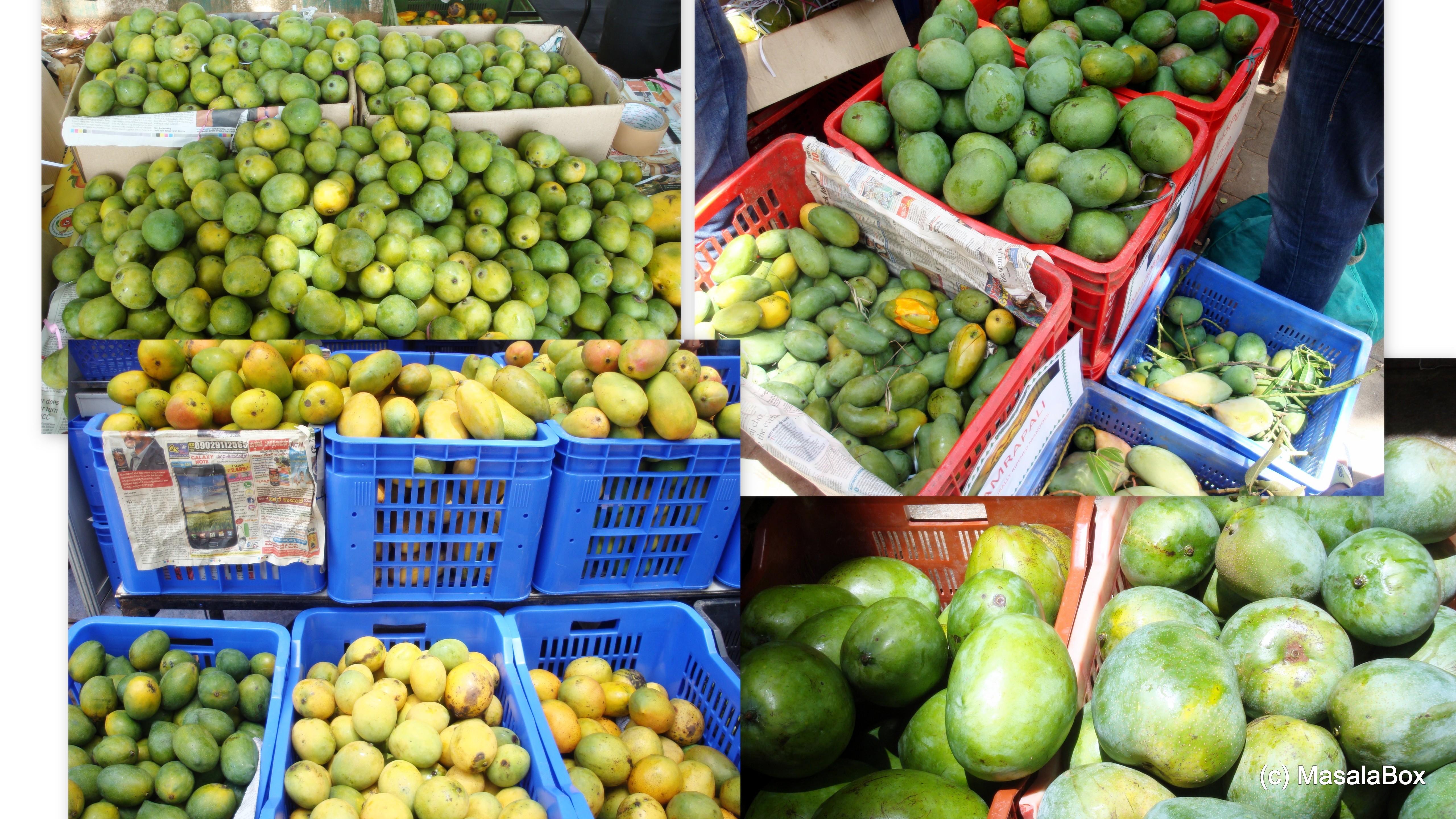 sugar baby mango