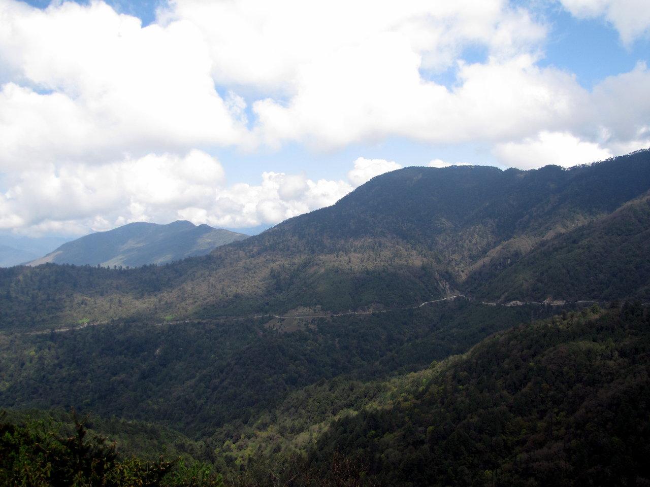 Bhutan Roads
