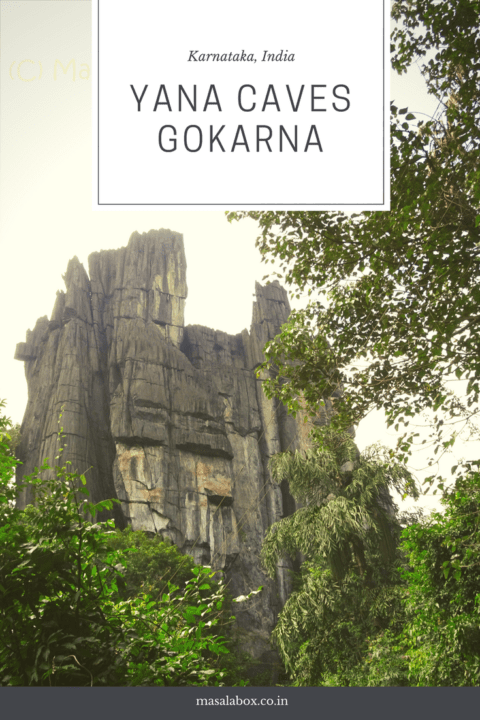 Yana Caves Gokarna