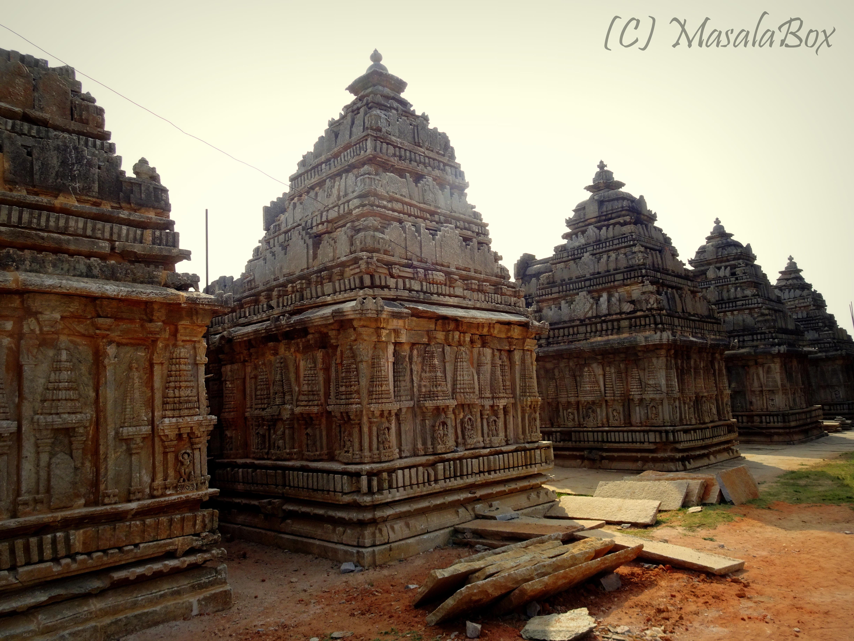 day trip from bangalore Panchalingeshwara Temple, Govindanahalli