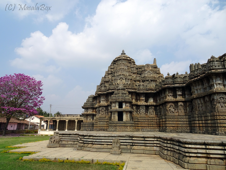 Lakshminarayana temple, Hosaholalu
