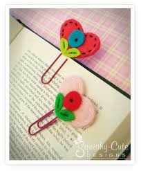 Totally Cute bookmarks no!!