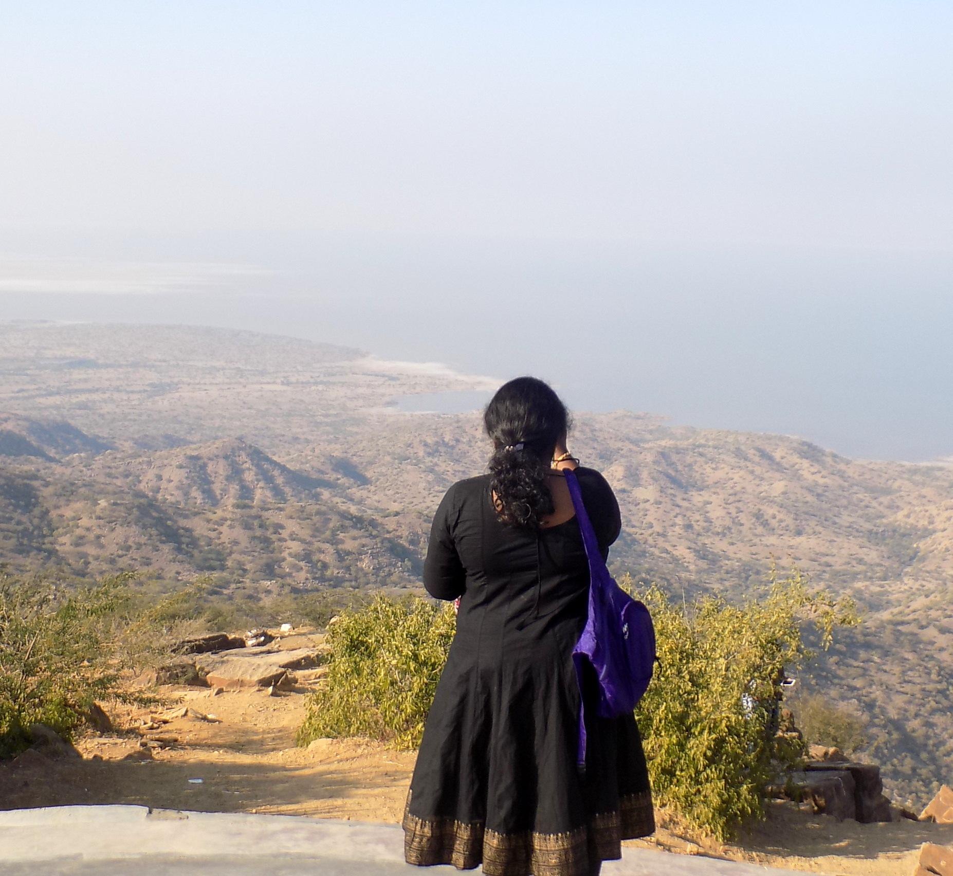 Earth day - Kalo Dhungar
