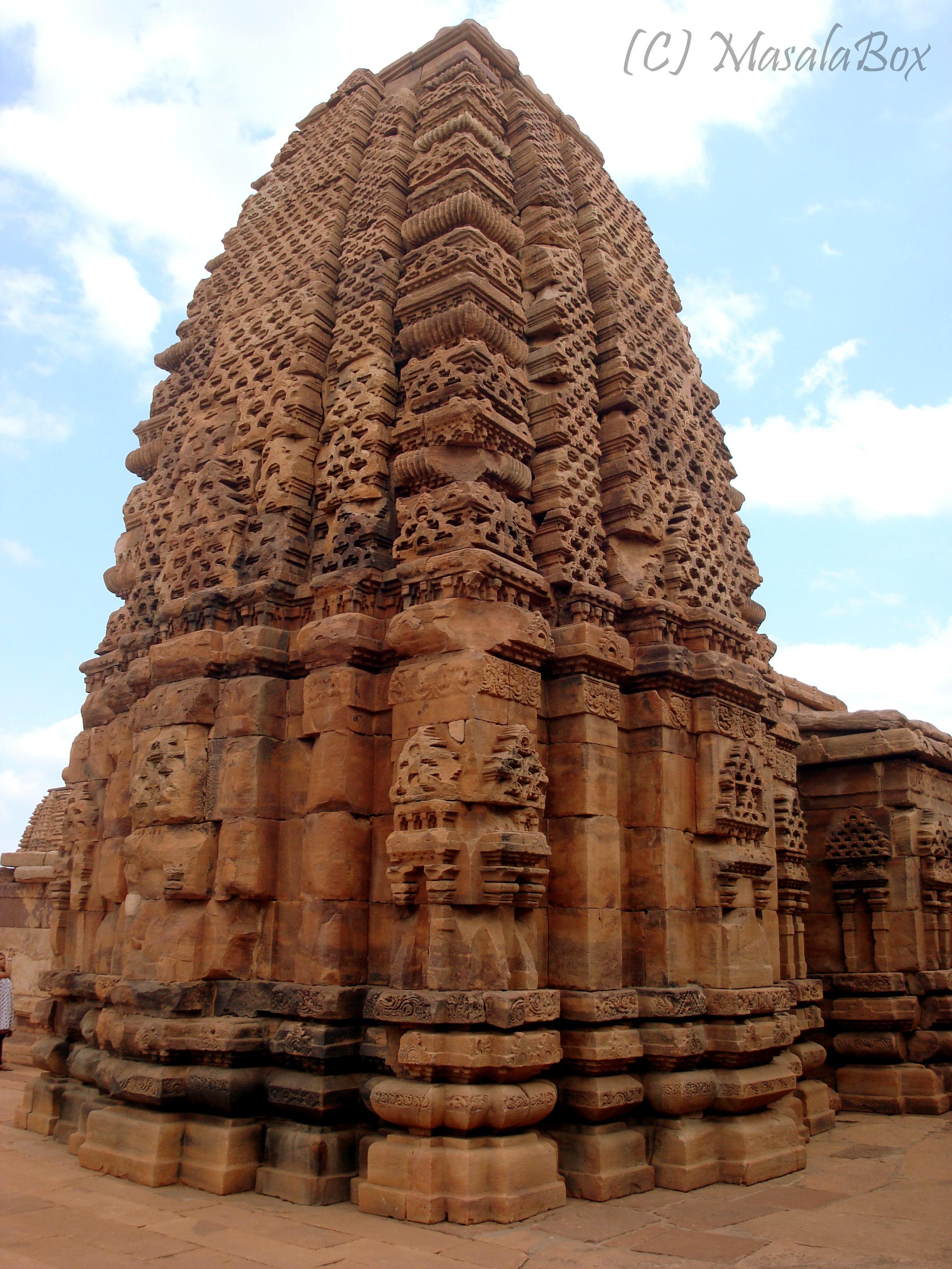 Pattadakal - Rekhanagara style