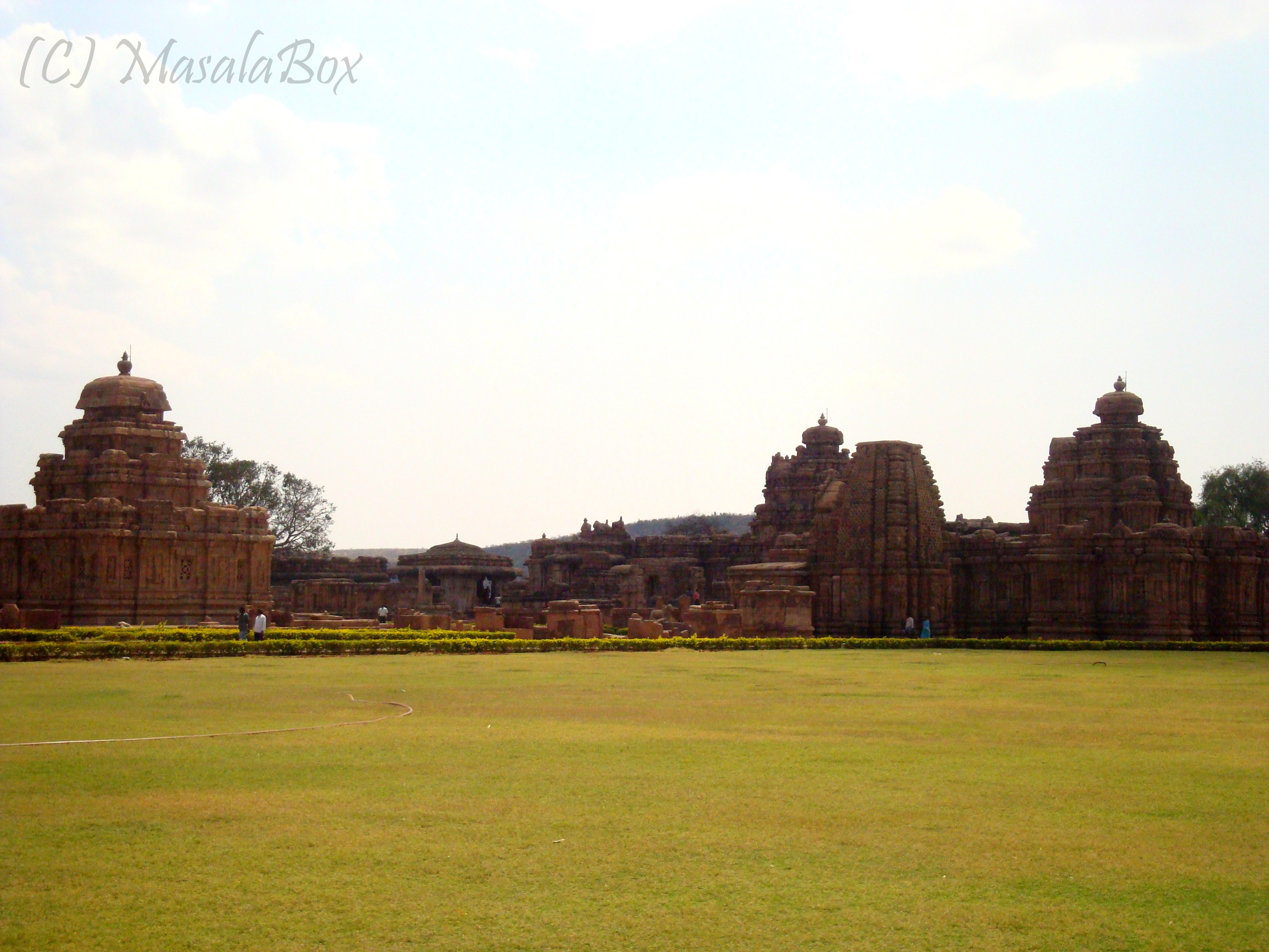 Pattadakal - Temple complex