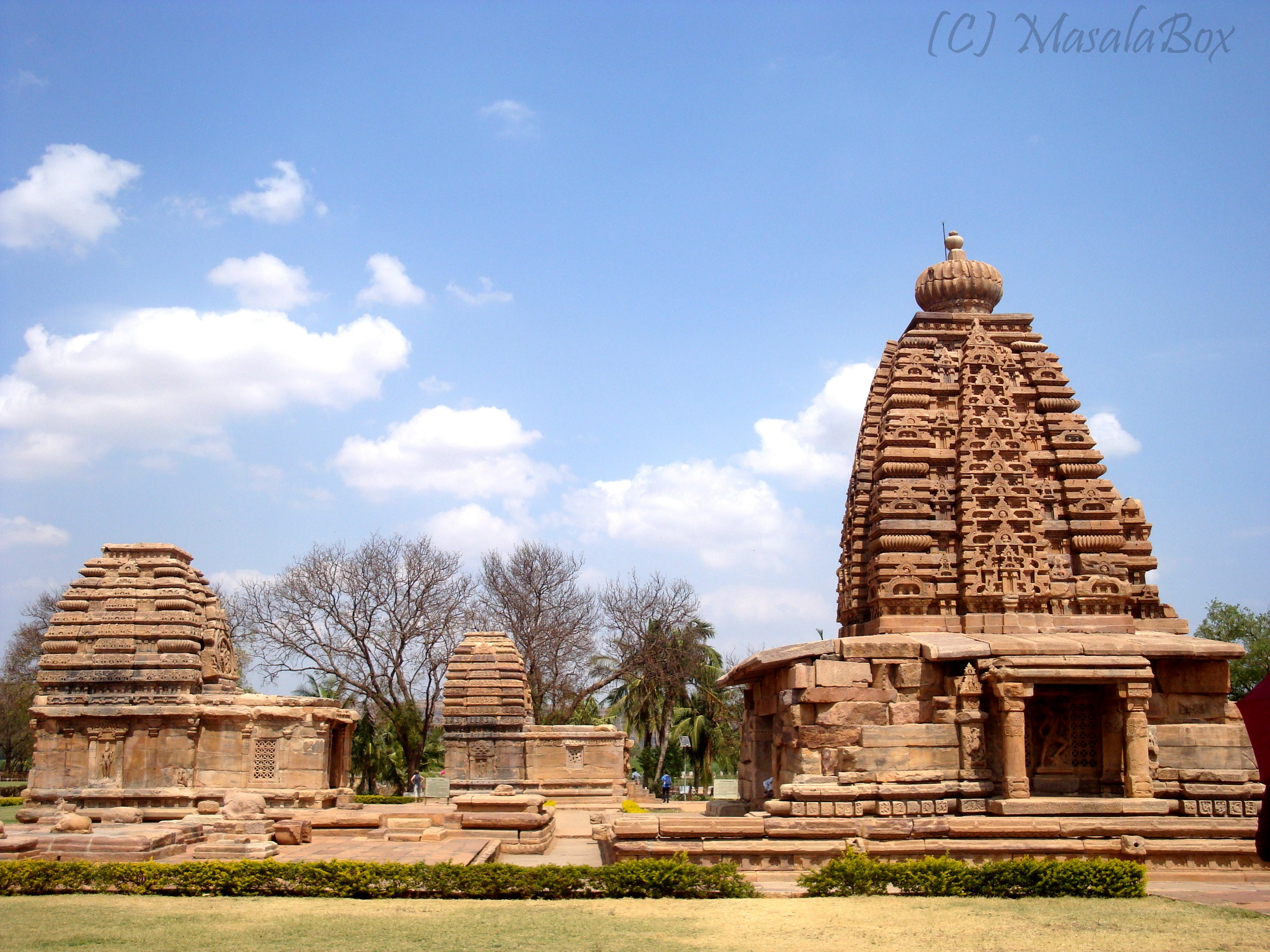 Pattadakal - temple complex