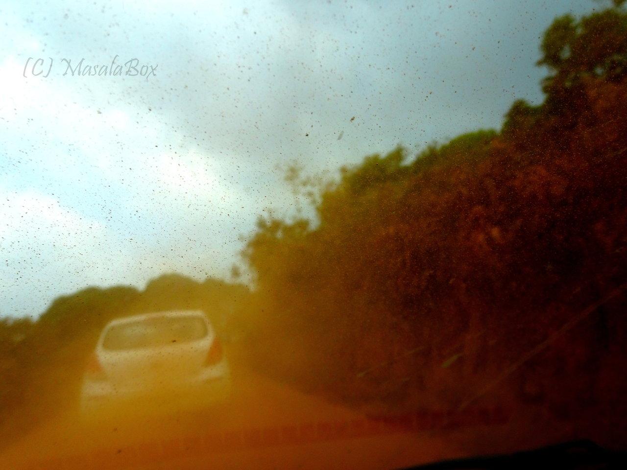 Chikmagalur - Road to Mullayanagiri