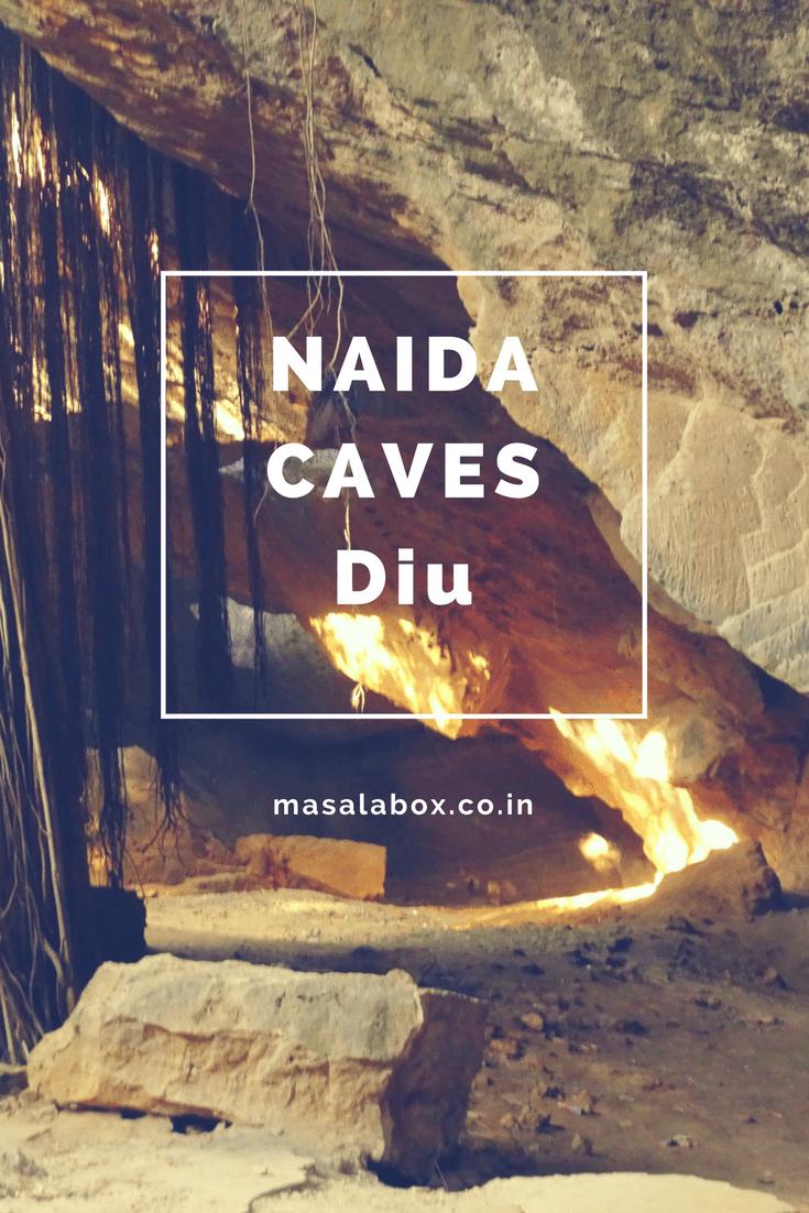 PIN IT - Naida Caves