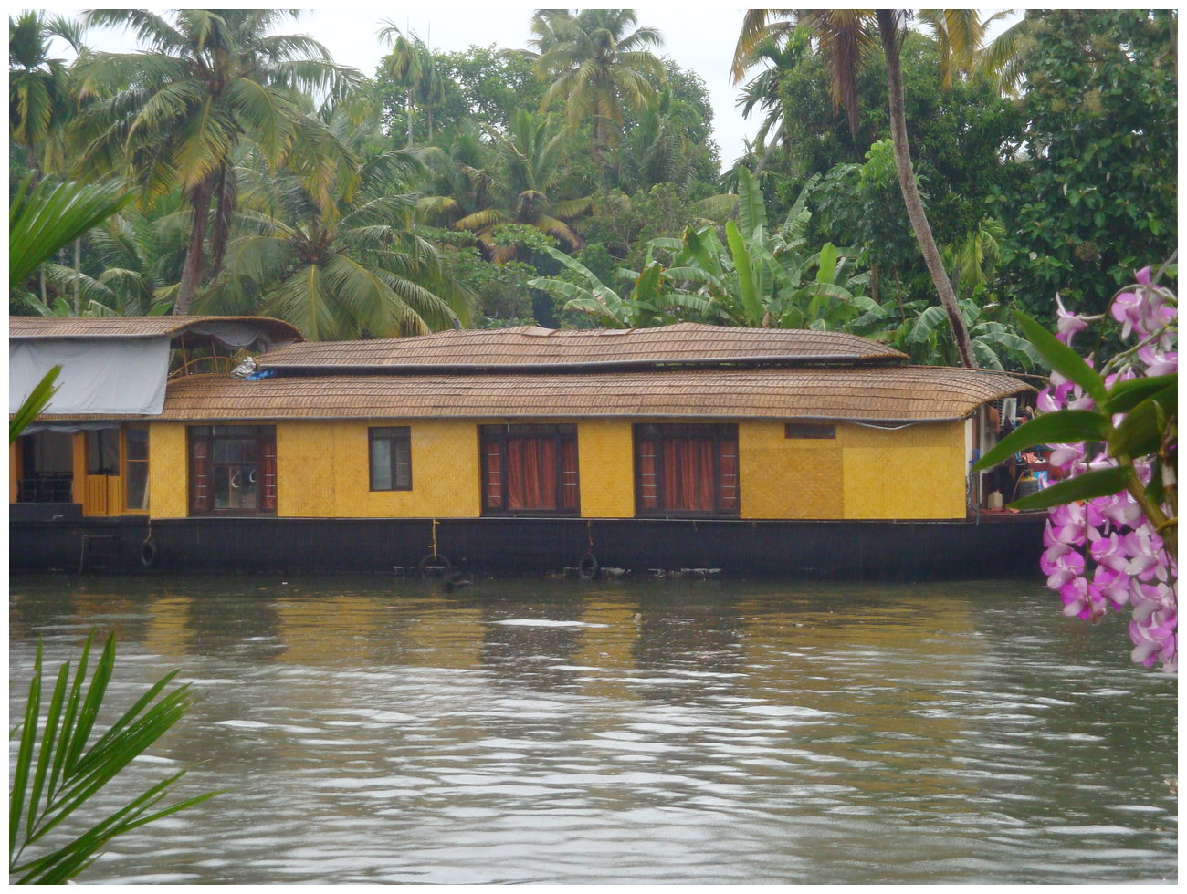 Alleppey house boat