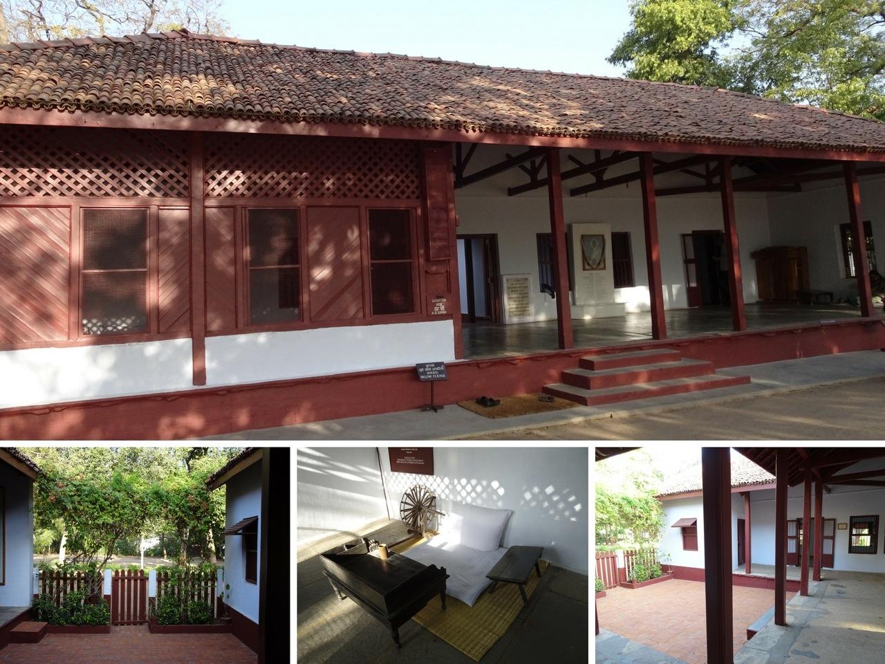 Sabarmathi Ashram Cottage