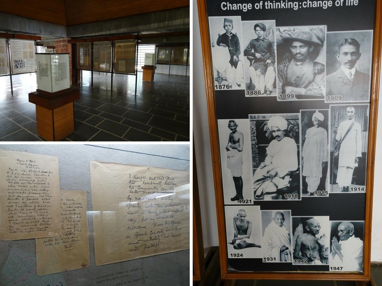 Museum at Sabarmathi Ashram