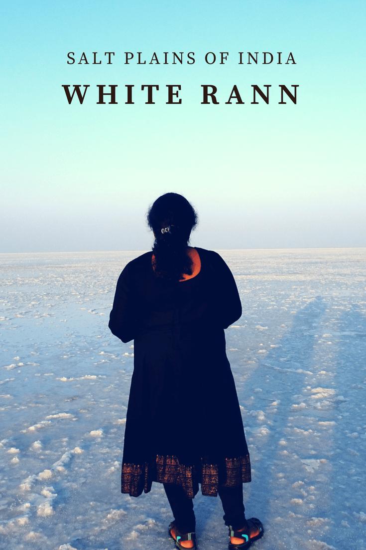 PIN IT - White Rann of Kutch