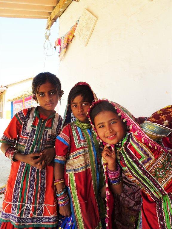Curious Kutchi Girls