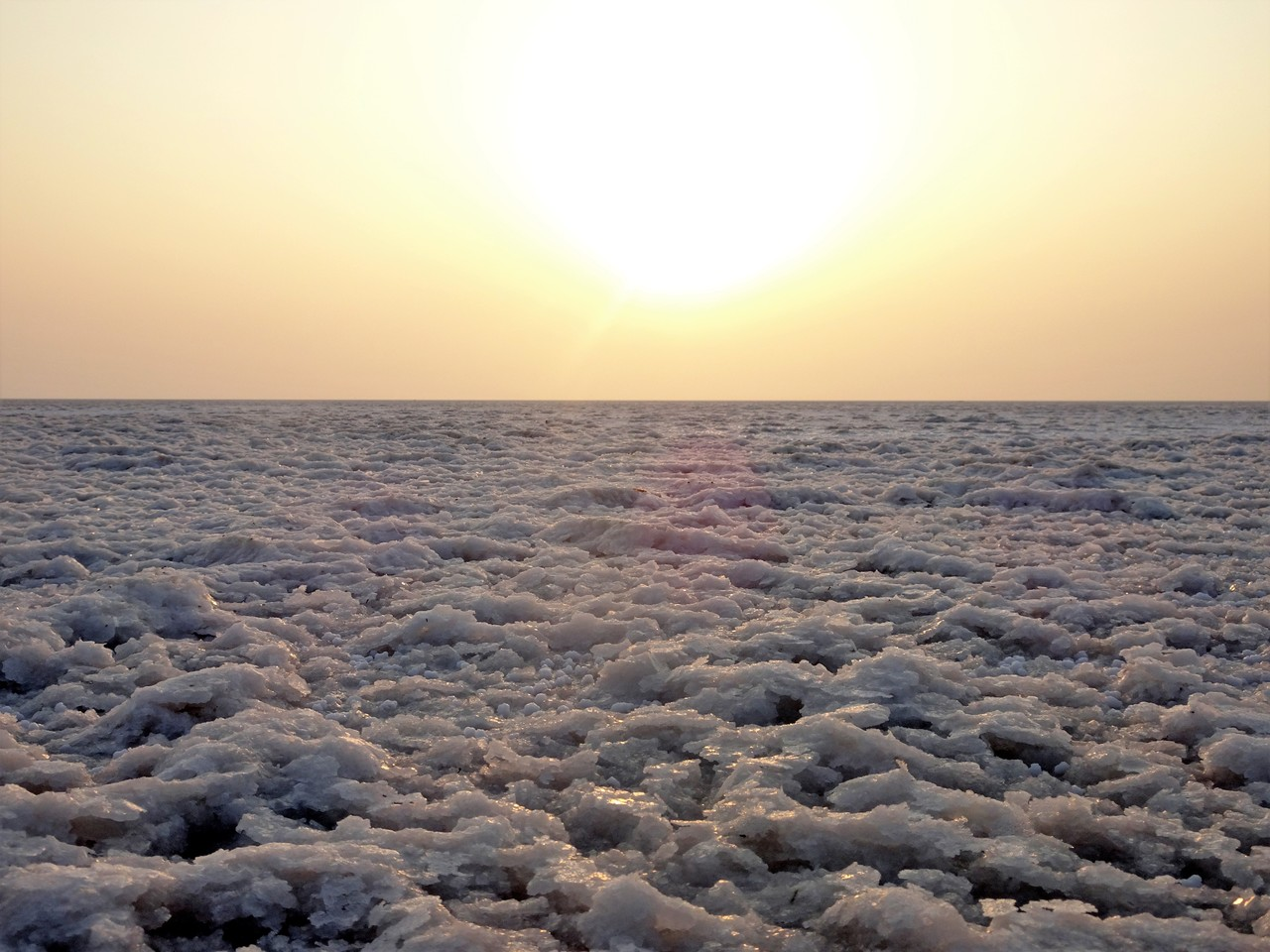 SunRise and some Salt