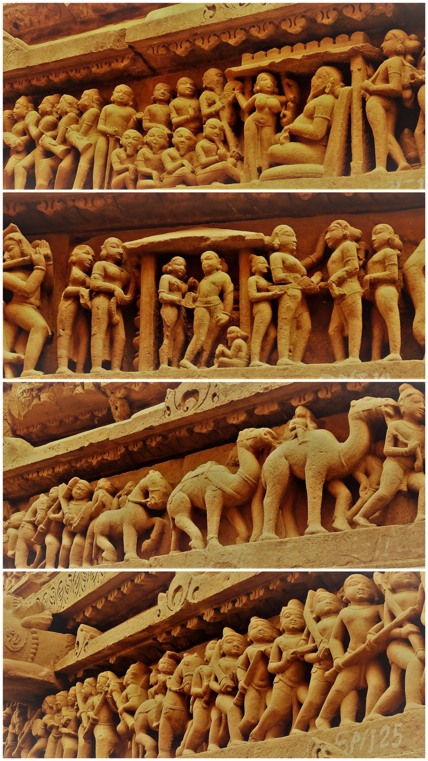 Life at Khajuraho