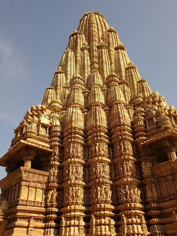 Kandariya Mahadeva Temple, Khajuraho