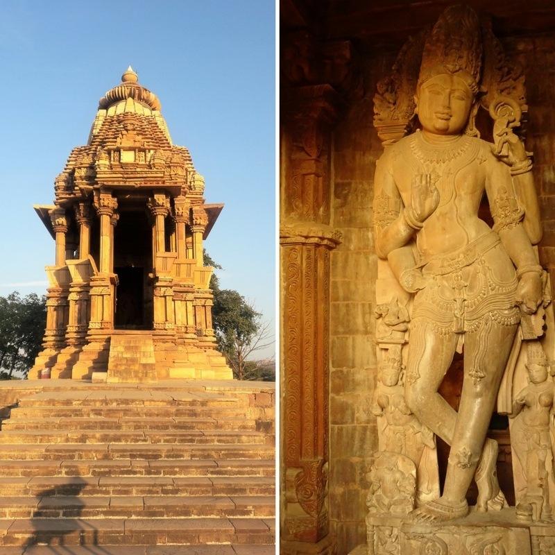 Chatarbhuja Temple, Southern Group of Temples, Khajuraho
