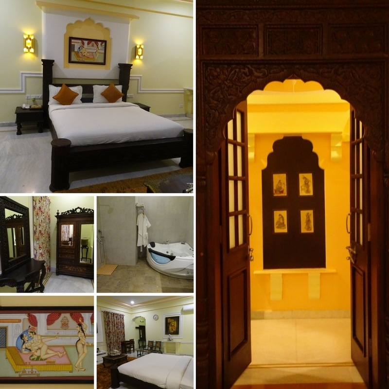 Honeymoon Suite, Syna Heritage Hotel