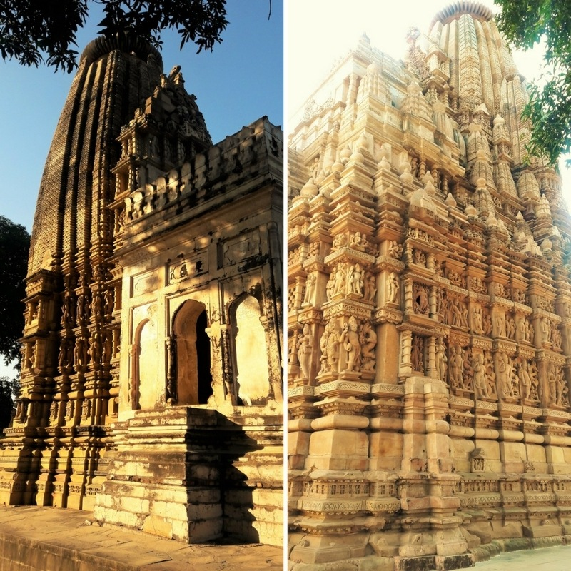 Jain Temples, Eastern group of temples, Khajuraho