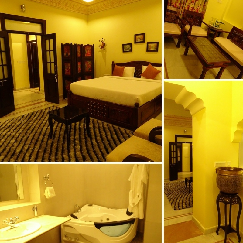 Royal Suite, Syna Heritage Hotel, Khajuraho
