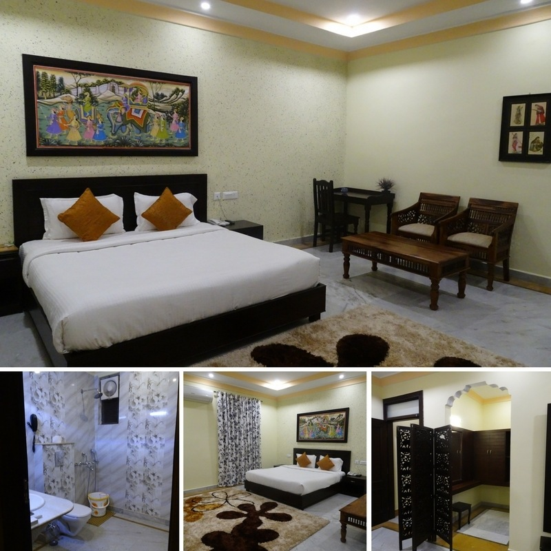 Super Deluxe Room, Syna Heritage hotel