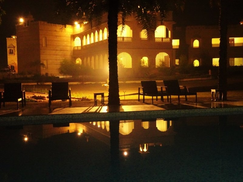 syna heritage hotel