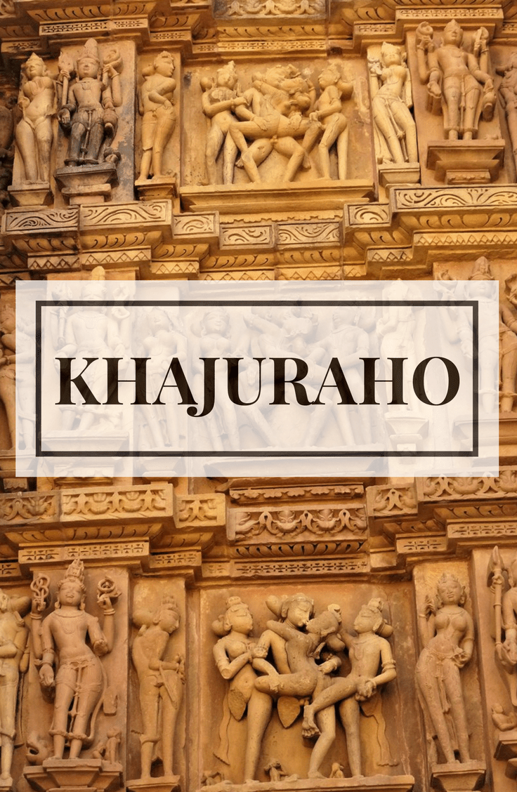 Pin it - Khajuraho