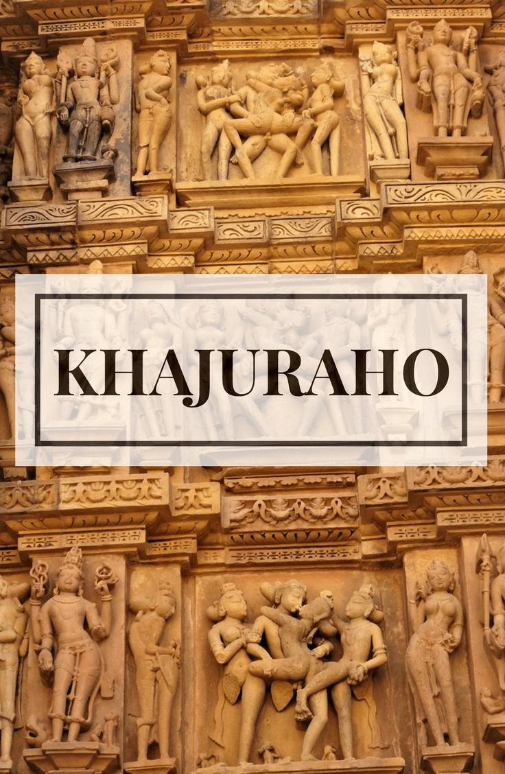Pin it - Khajuraho
