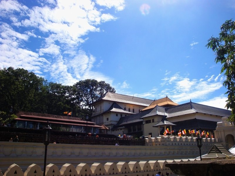 Temple of the Tooth Relic, Kandy