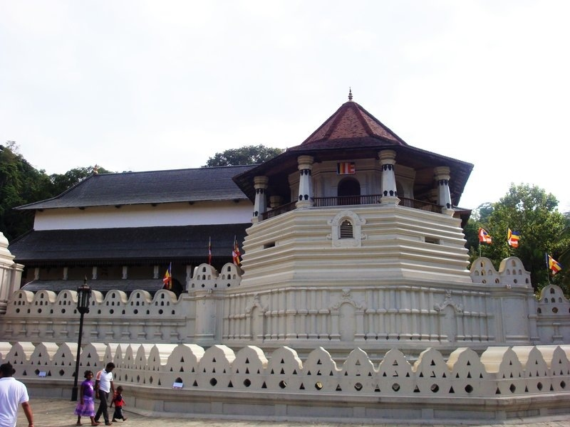 Temple of the Tooth Relic aka Sri Dalada Maligawa