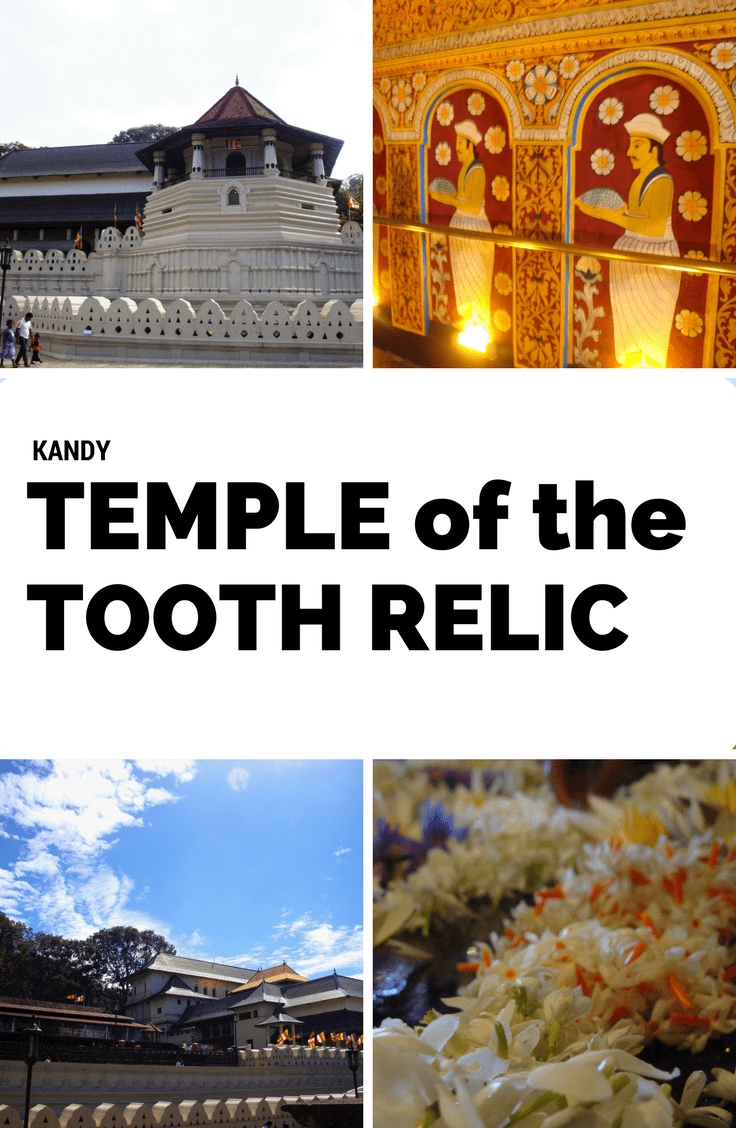 Temple of the Tooth Relic Guide