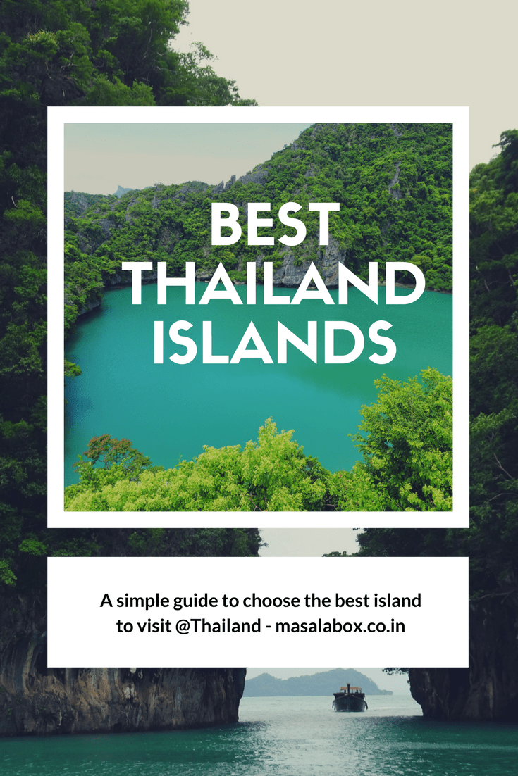 Best Thailand Islands