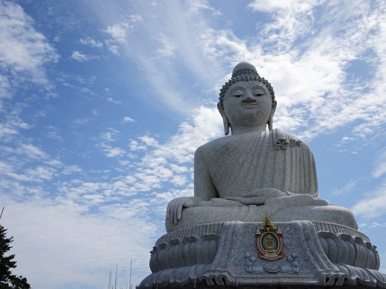 Big Buddha overlooking the City