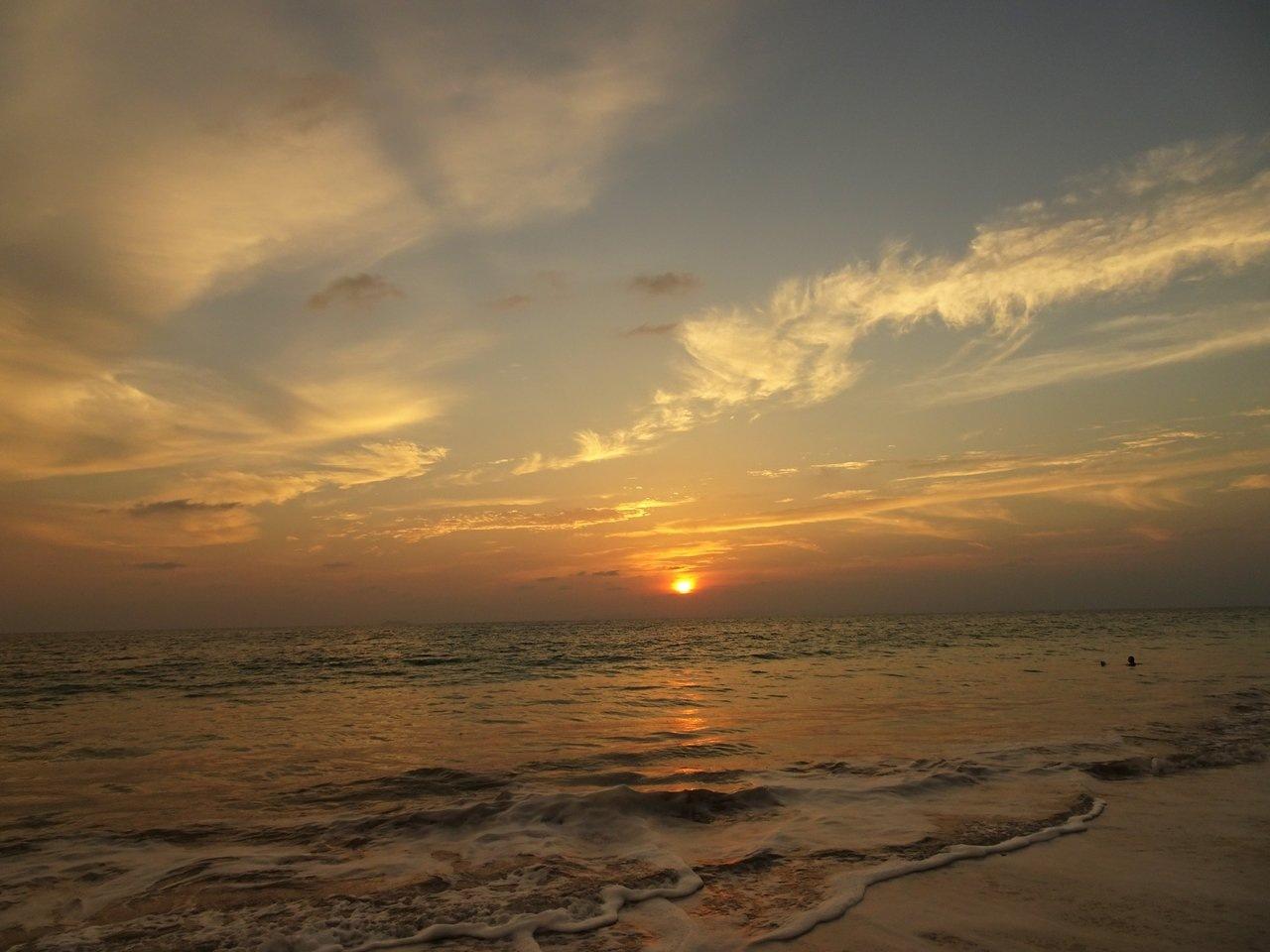Long beach, Ko Lanta
