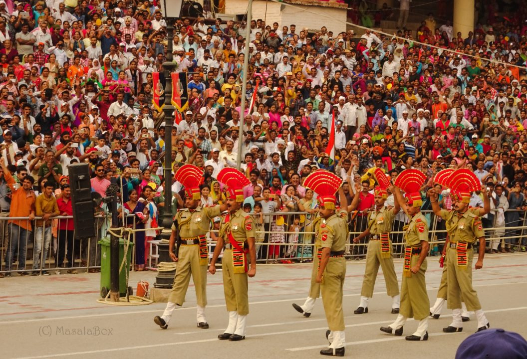 bsf soldiers muscle power