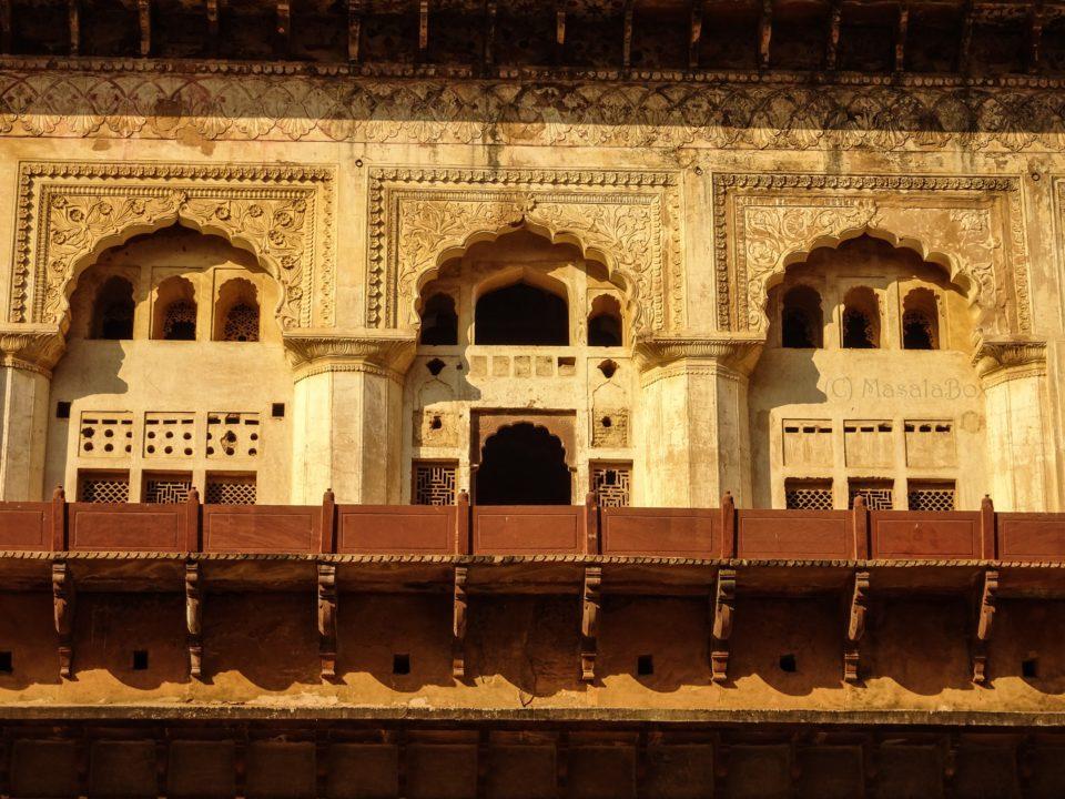 Raja Mahal Orchha