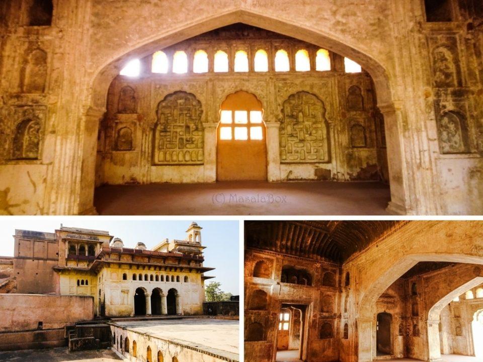 Rai Praveen Mahal Orchha