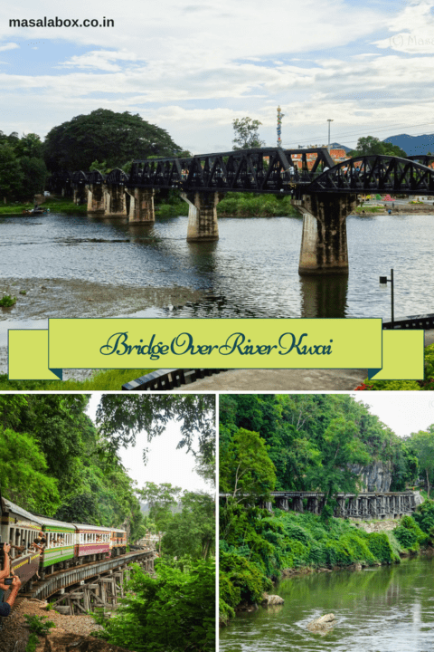 Bridge Over River Kwai pin