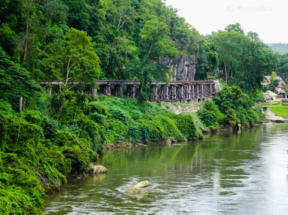 Death Railway Tham Krasae Bridge