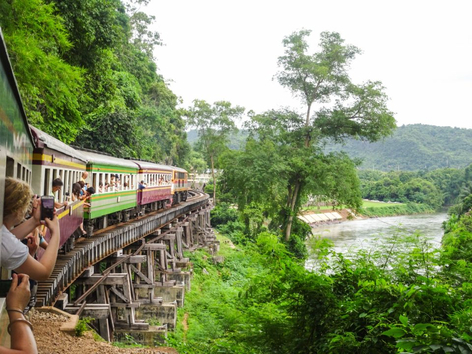 The Bridge over River Kwai – The Death Railway of Kanchanaburi