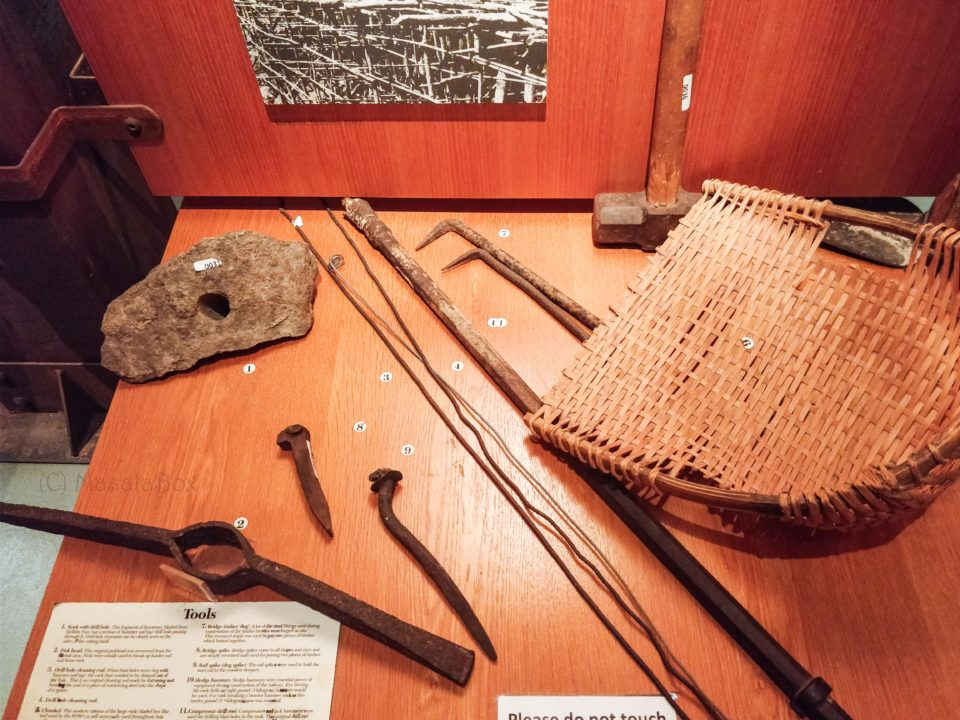 death railway tools