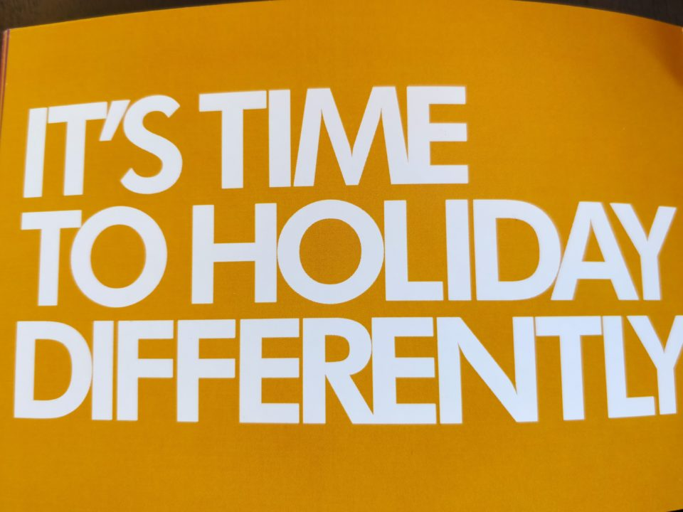 sterling holiday differently