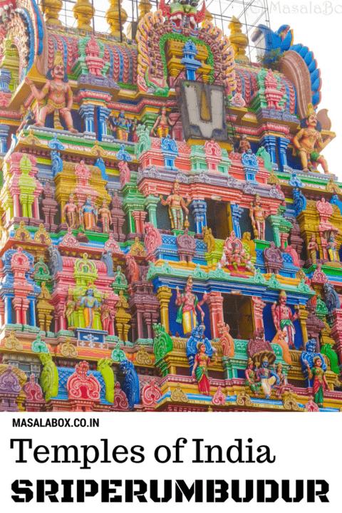 Temples of India - Sriperambudur Ramanuja Temple